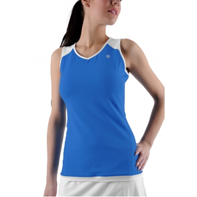 KSwiss Tank Game Shell blau Damen