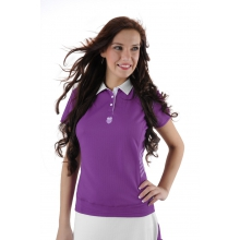 KSwiss Polo BigShot II dewberry Damen