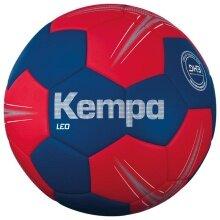 Kempa Handball Leo blau/rot