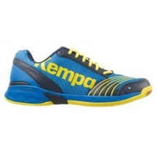 Kempa Attack Three 2017 blau/gelb Indoorschuhe Herren