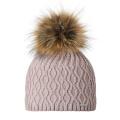 Stöhr Mütze (Pompon) Elsa puderrosa Damen 1er