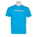 Babolat Tshirt Training blau Boys