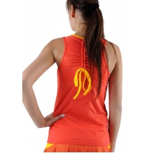 Yonex Tank Melbourne orange Damen