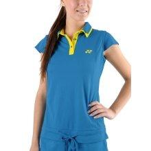 Yonex Polo New York blaugrün Damen