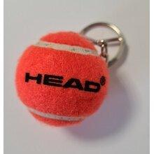 Head Schlüsselanhänger Tennisball orange