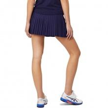Asics Tennisrock Match Pleats mit Shorty 2021 peacoatblau Damen