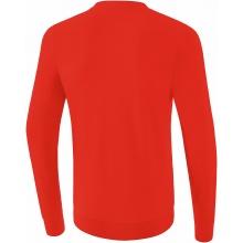 Erima Sweatshirt Basic Pullover 2020 rot Boys