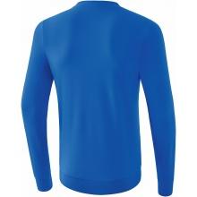 Erima Sweatshirt Basic Pullover 2021 blau Boys