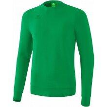 Erima Sweatshirt Basic Pullover 2020 grün Boys