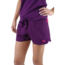 Yonex Short New York purple Damen