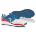 Head Sprint Pro Clay weiss/blau Tennisschuhe Herren (Größe 46,5)