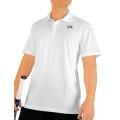 Dunlop Polo Button Club 2013 weiss Herren (Größe M+XL)