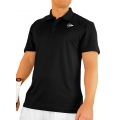 Dunlop Polo Button Club 2013 schwarz Herren
