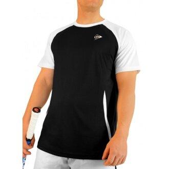 Dunlop T-Shirt Club 2012 schwarz Herren