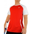 Dunlop T-Shirt Club 2012 rot Herren (Größe S)