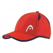 Head Cap Functional Kids rot/blau