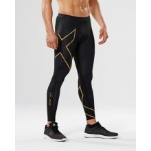 2XU Elite MCS Compression Tight Pocket 2018 schwarz/gold Herren