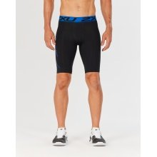 2XU Compression Accelerate Short 2018 schwarz/blau Herren