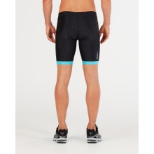 2XU Triathlon Active Short 2018 schwarz/blau Herren