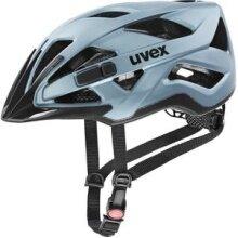 uvex Fahrradhelm active cc spaceblau matt