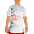 Sergio Tacchini T-Shirt Biciclo weiss Herren (Größe L)