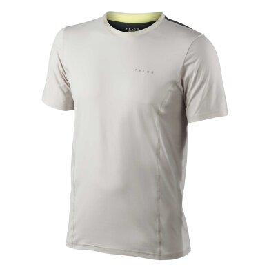 Falke Tshirt C-Neck sand Herren (Größe M+L)