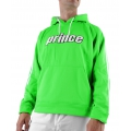 Prince Hoodie grün/weiss Herren