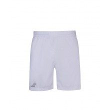 Babolat Tennishose Short Play Club kurz 2020 weiss Herren