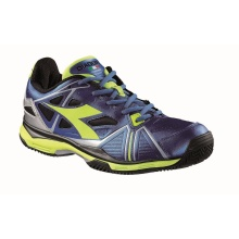 Diadora Speed Ace Clay blau Tennisschuhe Herren