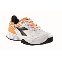 Diadora Speed Shot Clay weiss Tennisschuhe Kinder