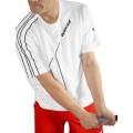 Babolat Tshirt Club 2011 weiss Herren