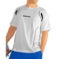 Babolat Tshirt Club 2012 weiss Herren