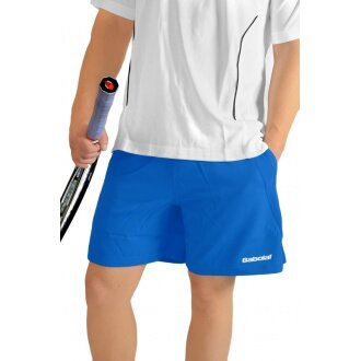 Babolat Short Club 2012 blau Herren (Größe L+XXL)