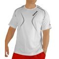 Babolat Tshirt Club 2013 weiss Herren (Größe L)