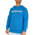 Babolat Sweatshirt Training blau Herren