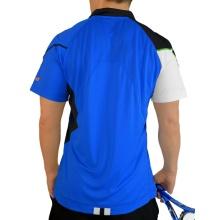 Babolat Tennis-Polo Performance blau Herren (Größe S)