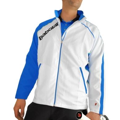 Babolat Jacket Performance 2012 weiss Herren (Größe S)