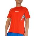 Babolat Tshirt Performance 2013 orange Herren (Größe XXL)