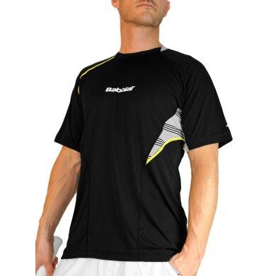 Babolat Tshirt Performance 2013 schwarz Herren