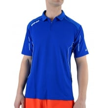 Babolat Tennis-Polo Match Core #14 blau Herren