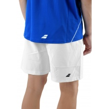Babolat Short Match Core #14 weiss Herren