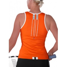 Babolat Tennis-Tank Club #11 orange Damen