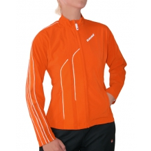 Babolat Jacket Club orange Damen