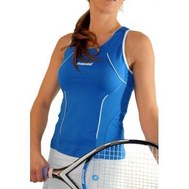 Babolat Tennis-Tank Club #12 blau Damen (Größe M)