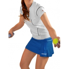Babolat Tennis-Shirt Club #12 weiss Damen