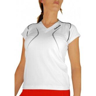 Babolat Shirt Club 2013 weiss Damen (Größe XL+XXL)