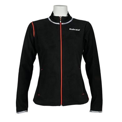 Babolat Jacket Fleece Performance 2013 schwarz Damen