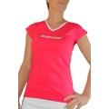 Babolat Shirt Training rose Damen