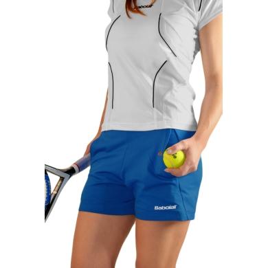 Babolat Short Club New blau Damen (Größe XL+XXL)