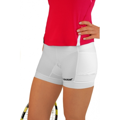 Babolat Shorty Performance 2012 weiss Damen